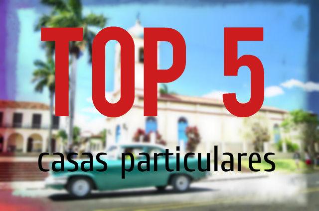 TOP 5 Casas Particulares Viñales Cuba
